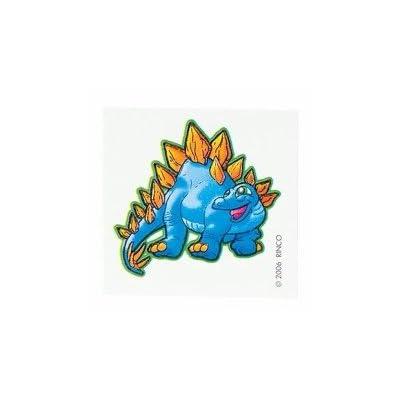 Rhode Island Novelty Educational Products - Dinosaur Temporary Tattoos (144 pcs) - 144 Assorted Tattoos: Beauty
