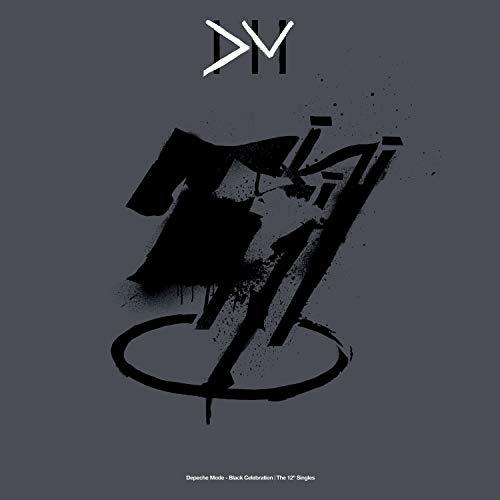 "Black Celebration | The 12"" Singles (5x 12"" Vinyl)"
