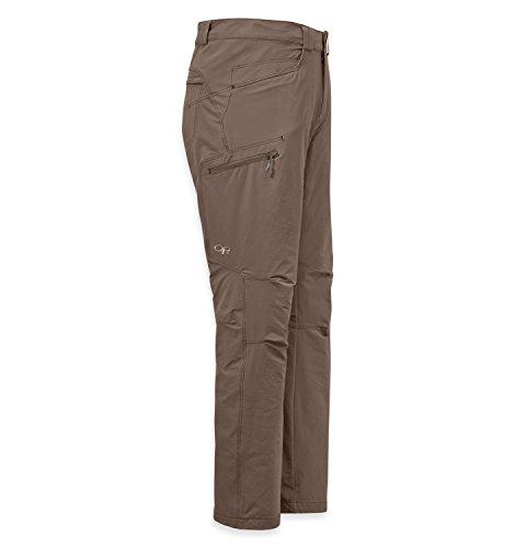 - Outdoor Research Men's Voodoo Pants, Walnut, 34