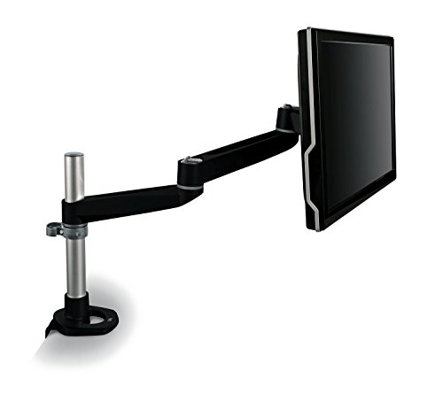 3M Desk Mount Monitor Arm, Adjust Swivel, Tilt and Rotate by Holding and Moving Monitor, 7.5