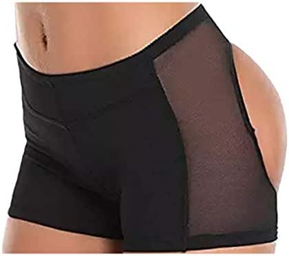Women Seamless Butt Lifter Body Shaper Tummy Control Lift Girdle Panties Boyshorts Shapewear Underwear Boy Short Briefs