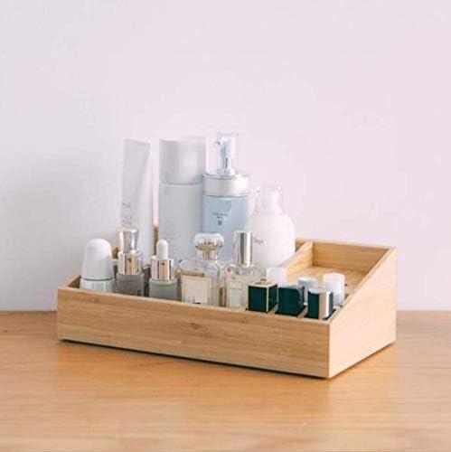 XWYSSH主催 化粧デスクトップストレージボックス透明なプラスチック製の宝石箱の収納ボックス化粧品収納ボックスの口紅 XWYS