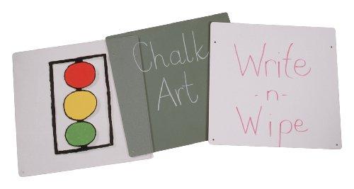 Chalkboard Easel Panel - Primary - School & Play (Chalkboard Easel Panel)
