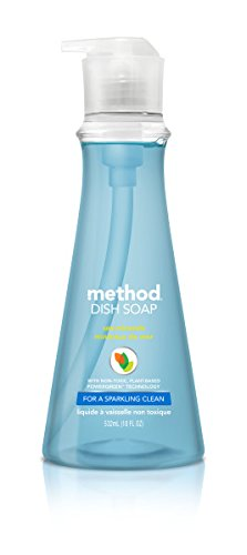 - Method Dish Soap, Sea Minerals, 18 Ounce