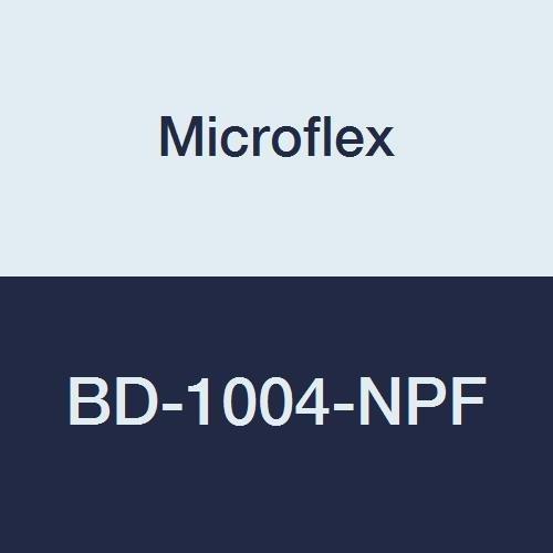 Microflex BD-1004-NPF Black Nitrile Dragon Zero Powder-Free Medical-Grade Exam Gloves, X-Large (Pack of 1000)