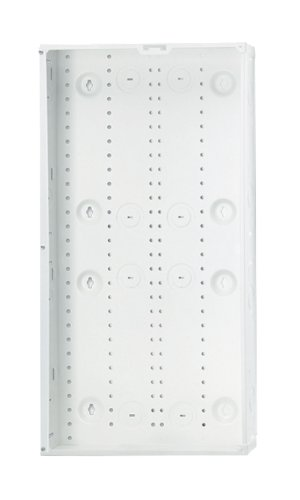 Leviton 47605-28N 28-Inch SMC, Structured Media Enclosure only, White