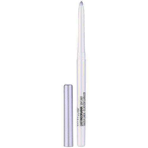Maybelline Lasting Drama Light Eyeliner, Moonlight Purple, 0.01 (Best Purple Eyeliners)