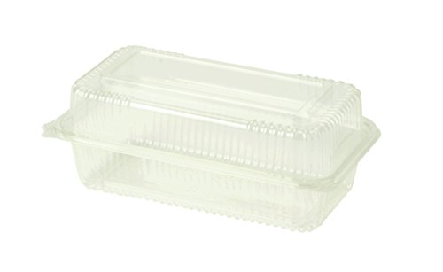World-Centric-KL-CS-95-Compostable-Ingeo-Hinged-Clamshell-9-x-5-x-3-Pack-of-250