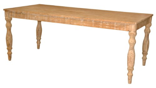 Jeffan International Charleston Dining Table by Jeffan International