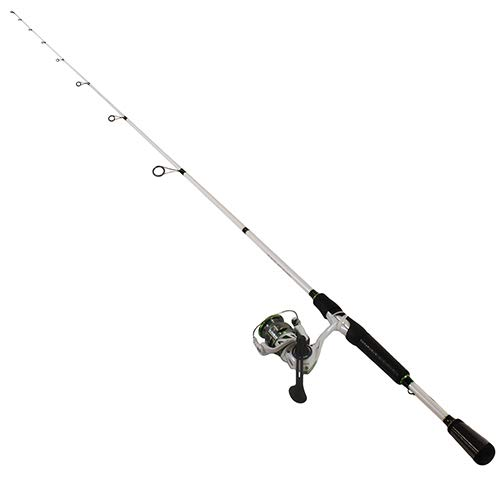 LEW'S Fishing Mach 1 Speed Spin Combo, Spincast Combo, Spinning Reel, Fishing Reel and Fishing Rod, Fishing Gear and Equipment, Fishing Accessories (M1A3069MFS)