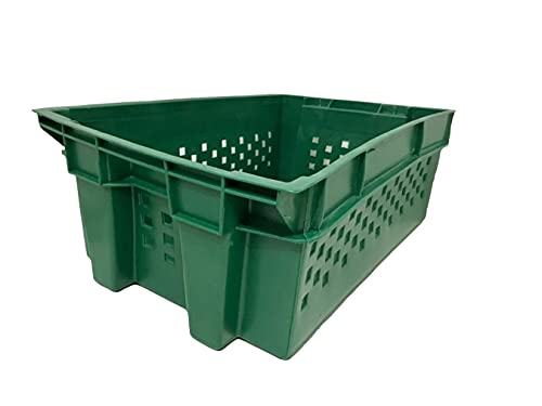 Plastic box, crate, for vegetables and fruit storage, Used as storage box for Home, Kitchen,office and cabinet organizer