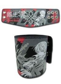 Vampire Knight Zero Tattoo Leather Wristband