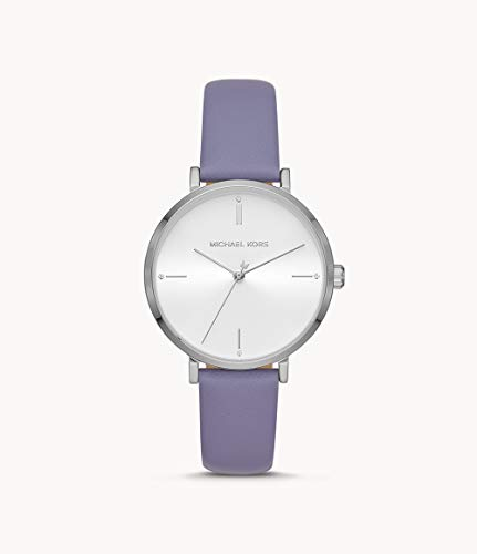 Michael Kors Women's Jayne Three-Hand Alloy Watch MK7127