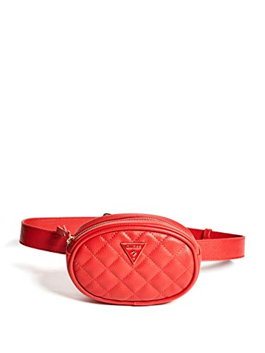(GUESS Factory Women's Quilted Belt)