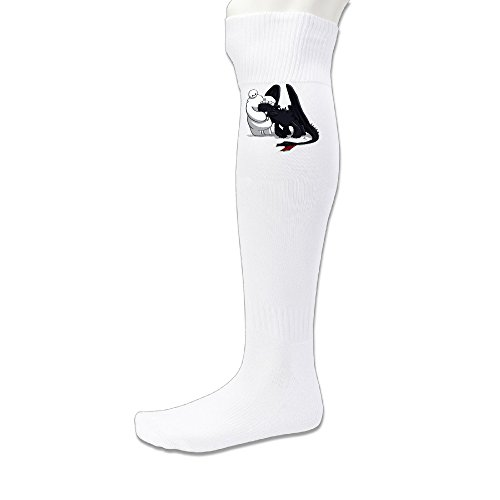 LFISH3 Toothless Baymax Personality Tube Socks - - Great Sunglasses Gatsby