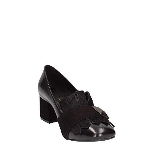 Apepazza Tacón Negro Mujer De Zapatos Ady02 FRxCwqrnBF