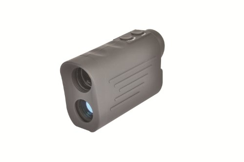 GSI Super Quality Laser 600 Laser Rangefinder - 6x Magnification - In-Lens LCD Measurement Display - For Hunting, Golf, Outdoor Activities