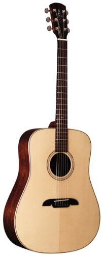 Alvarez MD711 Masterworks Series Dreadnought Acoustic Guitar with Hard Case