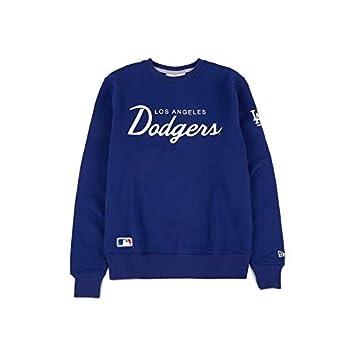 A NEW ERA ERA los Angeles Dodgers Team Script Crew Esquina MLB Sudadera Azul: Amazon.es: Deportes y aire libre