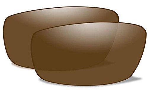 Wiley X WX REBEL Authentic Replacement Lenses (Polarized Bronze - Sunglasses Wholesale Authentic