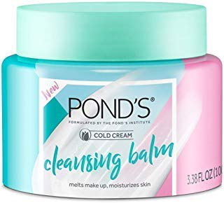 Cold Cream Facial Cleansing Balm, 3.38 fl oz