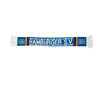 Hamburger SV HSV Schal Macht von der Elbe