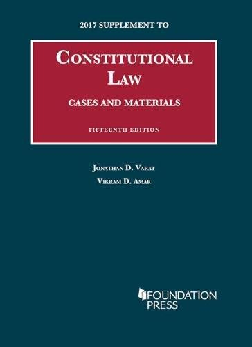 constitutional law cases This entry about constitutional law cases has been published under the terms of the creative commons attribution 30 (cc by 30) licence, which permits unrestricted use and reproduction.