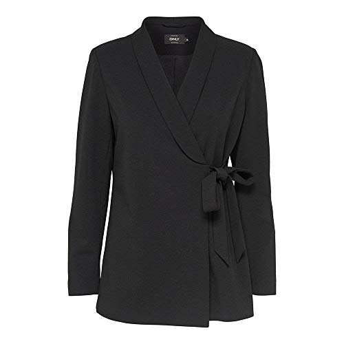 Only Giacca Donna Giacche Donna Giacche Only Nero Giacca 4PHSw