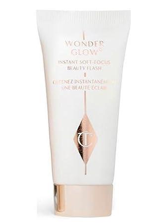 Charlotte Tilbury Wonderglow Instant Soft Focus Beauty Flash Mini .52 Oz by Amazon