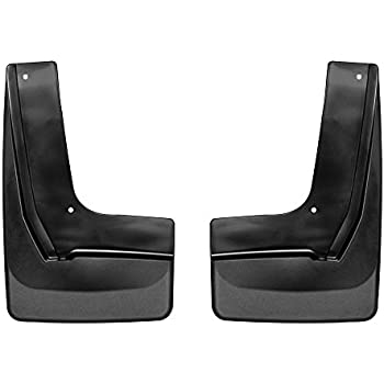 110104-120104 WeatherTech Custom MudFlaps for Chevrolet Blazer Front /& Rear Set Black