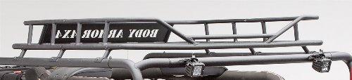 body armor cargo rack - 4