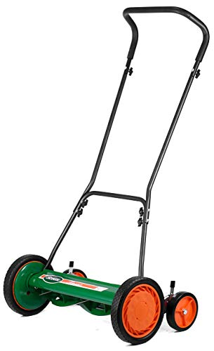 Scotts Outdoor Power Tools 2000-20 Classic Push Reel Lawn Mower, 20-Inch (Renewed) ()