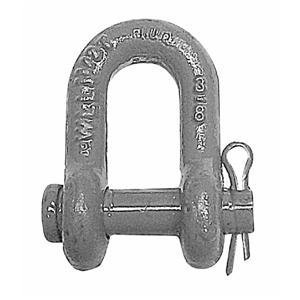 Clevis Has Heat-Treated - Pin Clevis Utility
