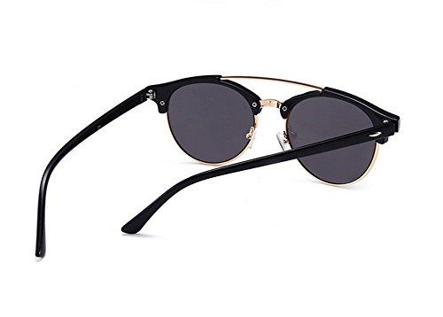 colorés polarized rond soleil B Mens de Verres Cadre lunettes dwXgvq0