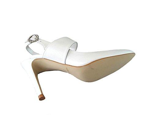 Signore Di Vendita Stiletto Matrimonio Slingback - Gennia Realidad