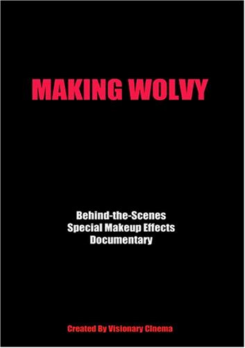 [MAKING WOLVY] (Special Effects Makeup Supplies)