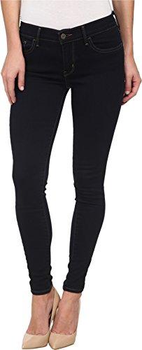 Misses Levi Jeans (Levi's Women's 710 Super Skinny Jean, Dusk Rinse, 30 (US 10) L)