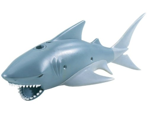 Shark Ship Toy : Matchbox mega rig shark adventure buy online in uae