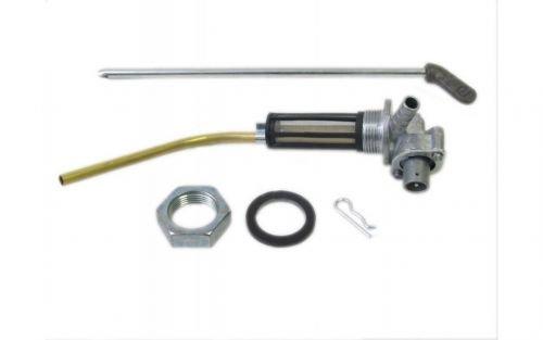 Rubinetto benzina carburante rubinetto con leva per PK 50 80 125 XL 2 Streetparts24