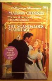 The Scandalous Marriage (A Regency Romance)