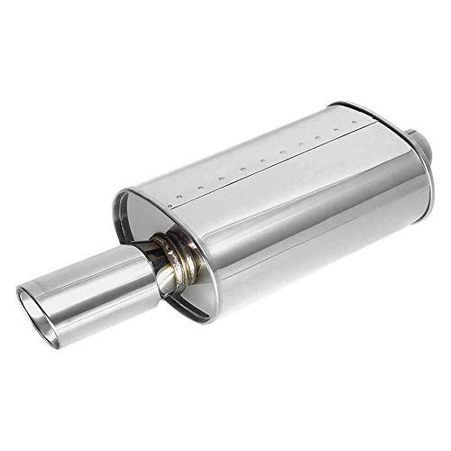 APEXi 156-A020 Universal Muffler (WS2 Universal NA)