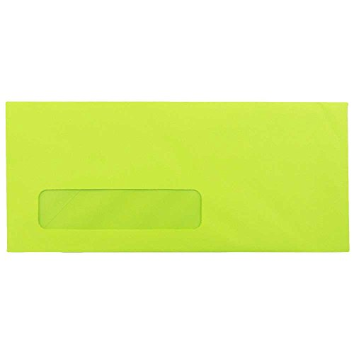 JAM Paper #10 Window Envelope - 4 1/8