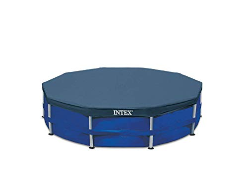 Intex 12' Round Frame Set Easy Swimming Pool Debris Cover / 28031E ..(from#_VM Innovations_40390756849661