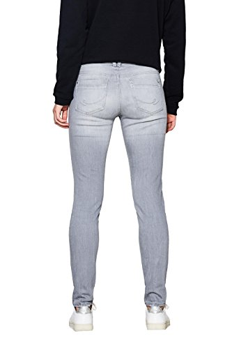 Grigio By Edc Jeans Skinny 923 grey Esprit Wash Light Donna SXgwxd1qg