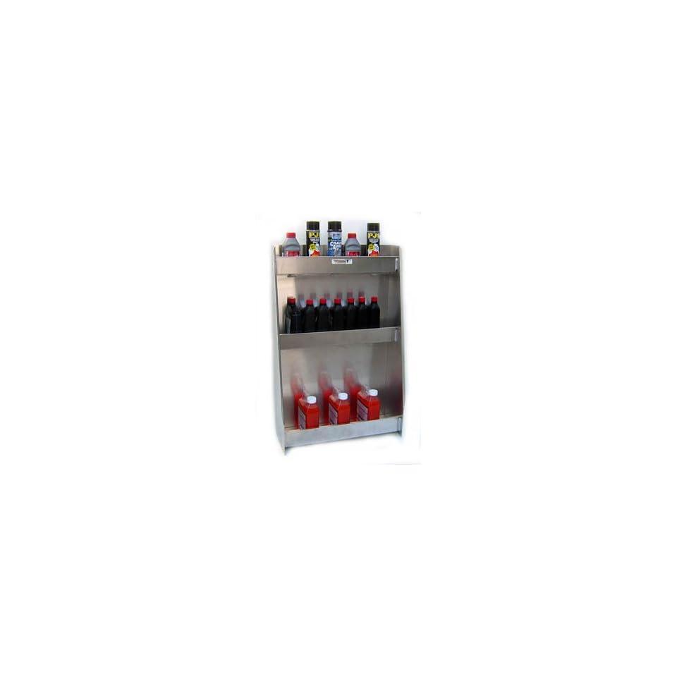 Aluminum Variety Shelf Cabinet