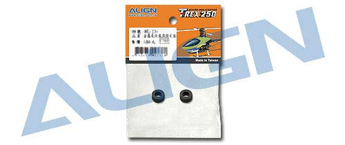 Yoton Accessories Align trex Damper Rubber 75 Degree H25038A Trex 250 Spare Parts with Tracking