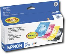 - Epson T044520 PictureMate 200 Series Print Pack - Glossy