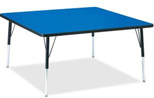 Jonti-Craft, Inc. Activity Table,Square,24