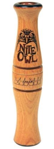 Call Hooter Owl (Night Owl - Owl Hooter Turkey Hunting Game Call - Zink Calls Nite)