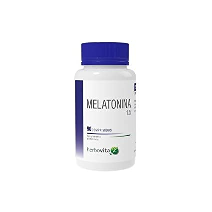Melatonina 1,5Mg. 90 Comprimidos de Herbovita